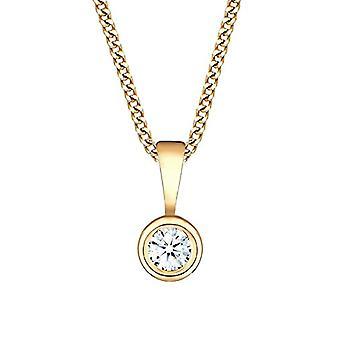 Diamore Necklace: White
