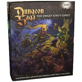 Dungeon saga dværg Kings Quest