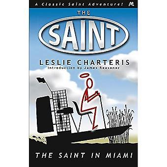 The Saint in Miami (Saint 22)