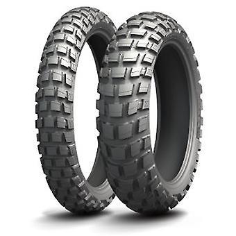 Pneus Moto Michelin Anakee Wild ( 120/70 R19 TT/TL 60R V-max = 170km/h, Roue avant )