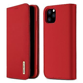 DUX DUCIS Wish Series kotelo iPhone 11 Pro Max-punainen