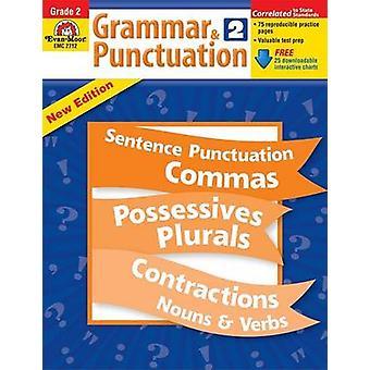 Grammar & Punctuation - Grade 2 by Jo Ellen Moore - Evan-Moor Educati