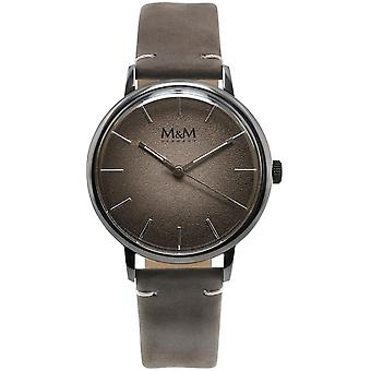 M & M Germany M11952-989 New Classic men's Watch