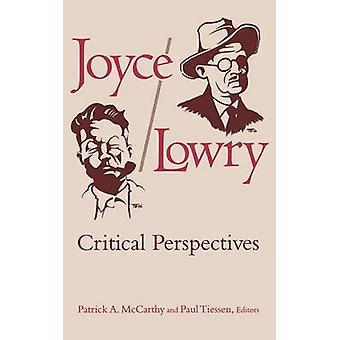 JoyceLowry Critical Perspectives by McCarthy & Patrick