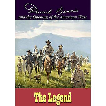 Daniel Boone & Opening of the American West [DVD] USA import