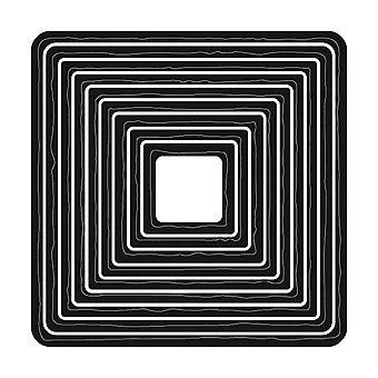 Marianne Design Craftables Basic Classic Square sterven, grijs