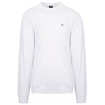 Paul & Shark White Shark Logo Sweatshirt