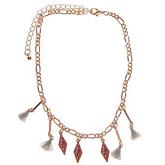 Firetrap kvinnors tofs halsband