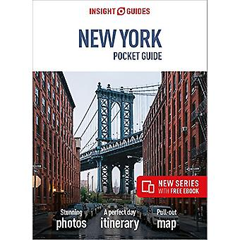 Insight Guides Pocket New York City Travel Guide with Free