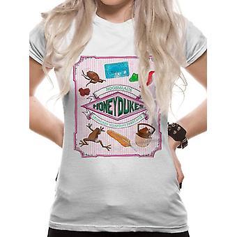 Harry Potter - Honeyduke s ausgestattet T-Shirt