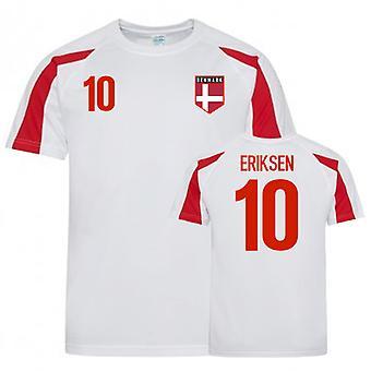 Danmark Sports Training Jersey (Eriksen 10)