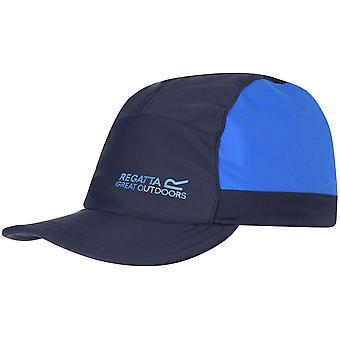 Regata meninos e meninas UV pescoço protetora do para-sol Baseball Cap chapéu