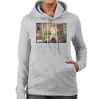 American Pie Jim Dancing Women's Hooded Sweatshirt
