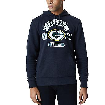 New Era GRAPHIC Hoody - NFL Green Bay Packers charcoal