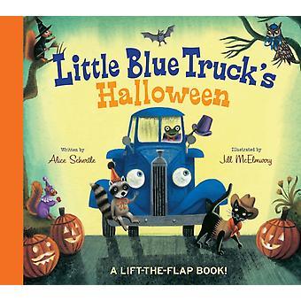 Little Blue Trucks Halloween por Alice Schertle