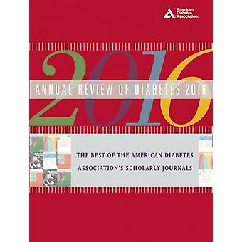 Annual Review of Diabetes 2016 by American Diabetes Association Ada -