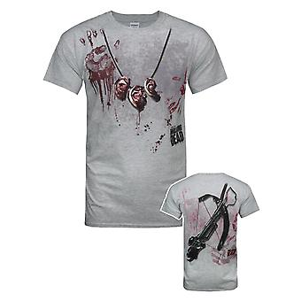 Walking Dead Daryl Dixon Men's T-Shirt
