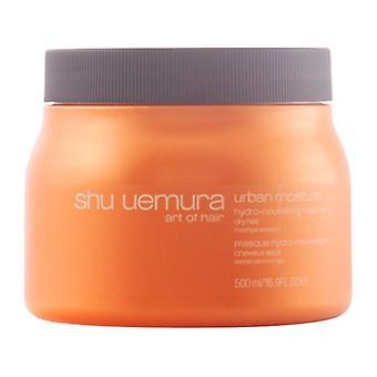 Masque de cheveux nourrissant Humidité urbaine Shu Uemura/200 ml