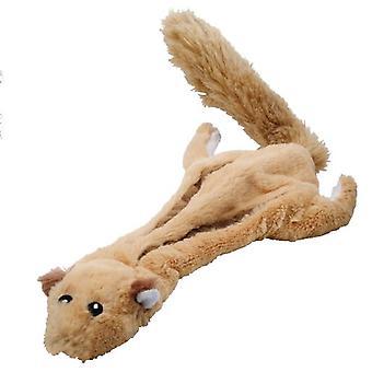 קרקים גלוריה דובי מעופף סנאי לכלבים (כלבים, צעצועים & ספורט, ממולאים צעצועים)