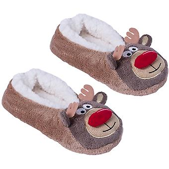 Christmas Shop Slippers For Women