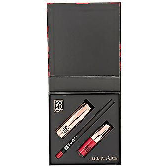 SOSUbySJ Lip Drawer Seduction Lipstick Gift Set