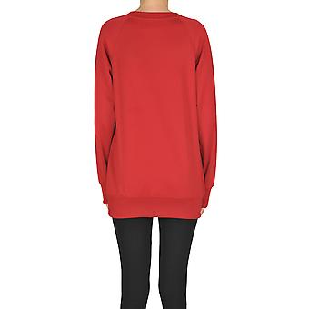 Moschino Ezgl008065 Women's Red Cotton Sweatshirt