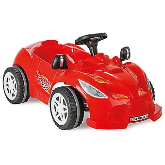 Pilsan Speedy Pedal Car Red