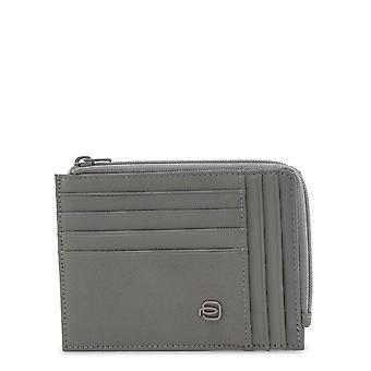 Piquadro Original Men All Year Wallet - Grey Color 32649