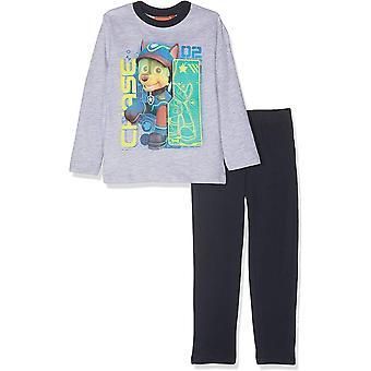 Meninos HQ2231 pata patrulha manga longa Pyjama conjunto Chase ou Mendes