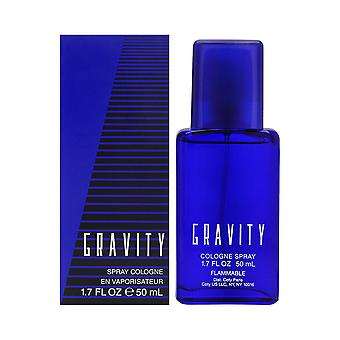 Gravity by coty for men 1.7 oz cologne spray