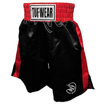 Tuf Φορούν Mig Pro Σύντομο Μαύρο / Κόκκινο