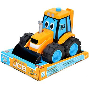 My First JCB Big Wheeler Joey Toy Digger Play Construction Toy Vehicle 12