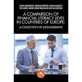 A Comparison of Financial Literacy Levels in Countries of Europe by Kantnerov et. al. & Libna