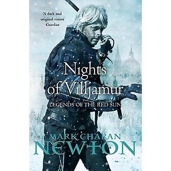 Nights of Villjamur by Charan Newton & Mark