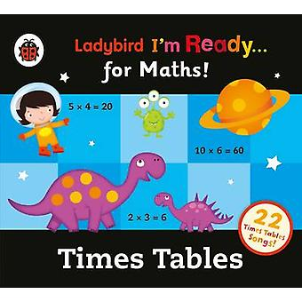 Ladybird Times Tables Audio Collection Im Ready for Maths