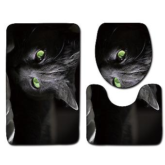 3PC Toaletă Mat cat 3D