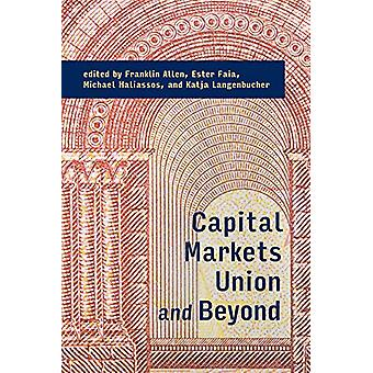 Capital Markets Union and Beyond by Franklin Allen - 9780262042765 Bo