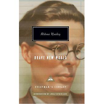 Brave New World by Aldous Huxley - 9781841593593 Book