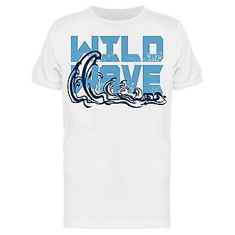 Tuore Wild Wave Ocean Tee Men's -Kuva Shutterstock