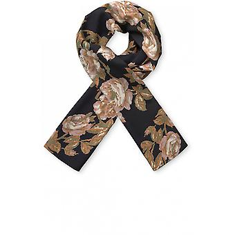 Masai Clothing Along Warm Rose Floral Scarf