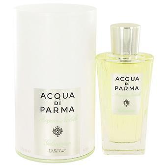 Acqua Di Parma Gelsomino Nobile Eau De Toilette Spray przez Acqua Di Parma 4,2 uncji Eau De Parfum Spray