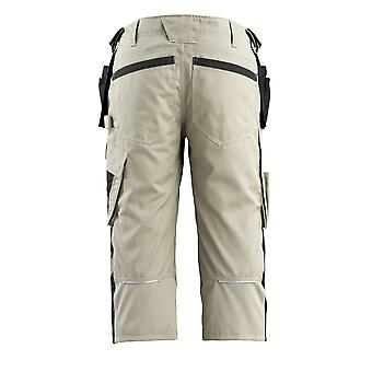 Mascot lindau 3-4 trousers kneepad-holster-pockets two-tone 14349-442 - unique, mens