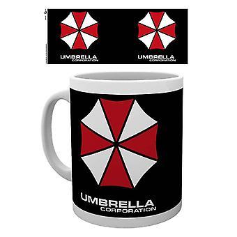 Resident Evil Regenschirm Becher