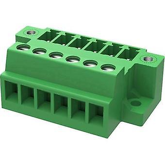 Degson Socket kotelo - kaapeli 15EDG-GBM Nastat yhteensä 3 Kontaktiväli: 3,81 mm 15EDG-GBM-3.81-03P-14-00AH 1 kpl