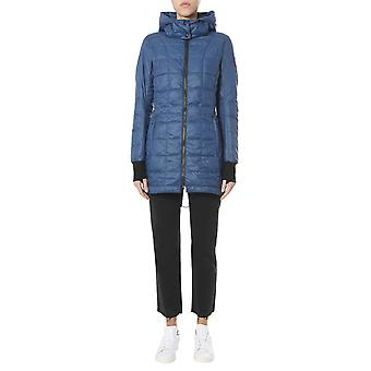 Canada Goose 2209l853 Women's Blue Nylon Down Jacket