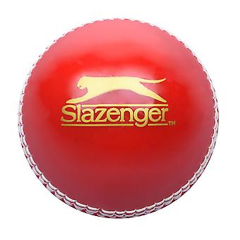 Slazenger Kinder Training Ball Swing Seam Swing Bowling Training Sport