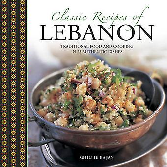 Classic Recipes of Lebanon by Ghillie Basan - 9780754829720 Book