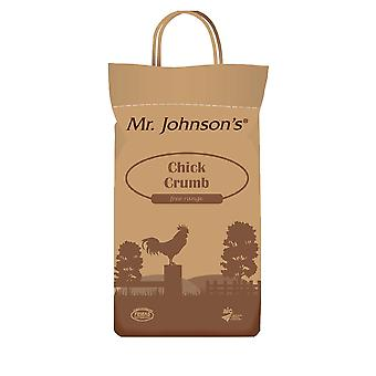 Mr Johnsons Chick Crumbs Poultry Food