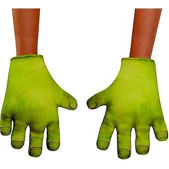 Shrek kädet pehmeä lisävaruste