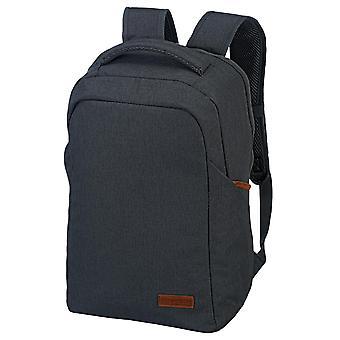 travelite Basics Safety Backpack 46 cm, Noir
